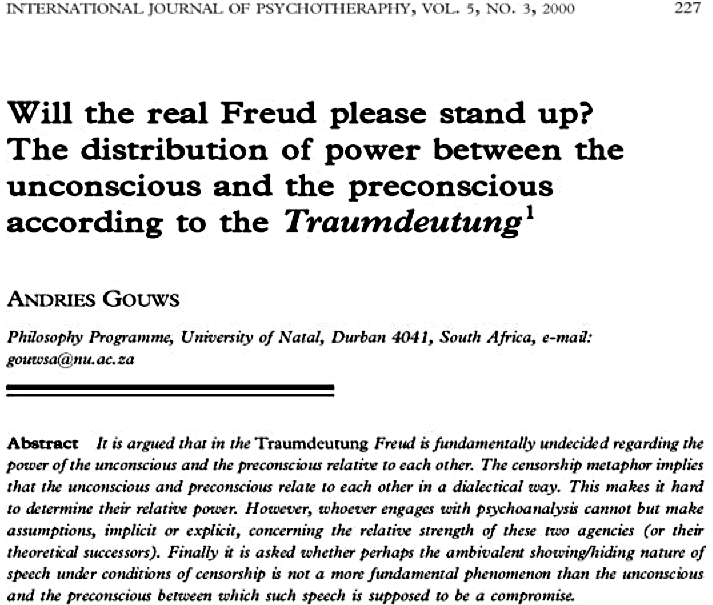Image with Will Real Freud